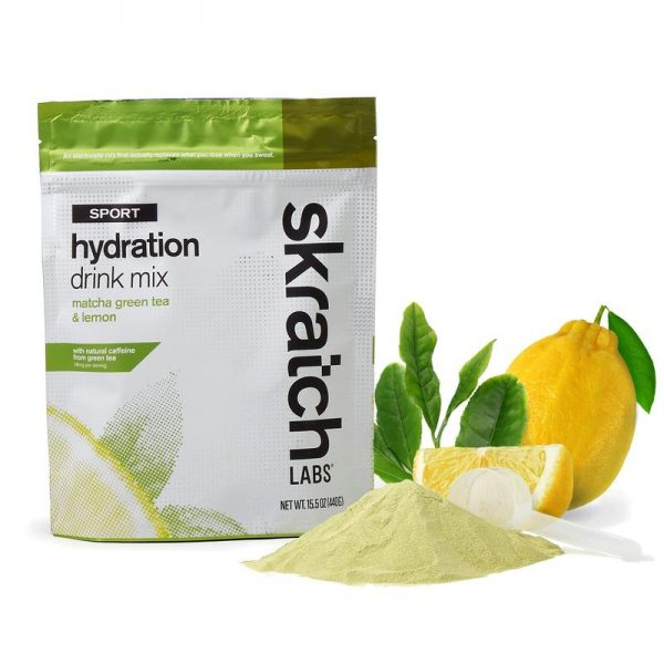 Skratch Matcha Green Tea