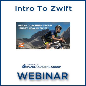 Webinar - Intro to Zwift