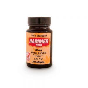 Hammer CBD softgels