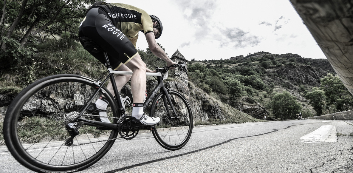 tapering for haute route