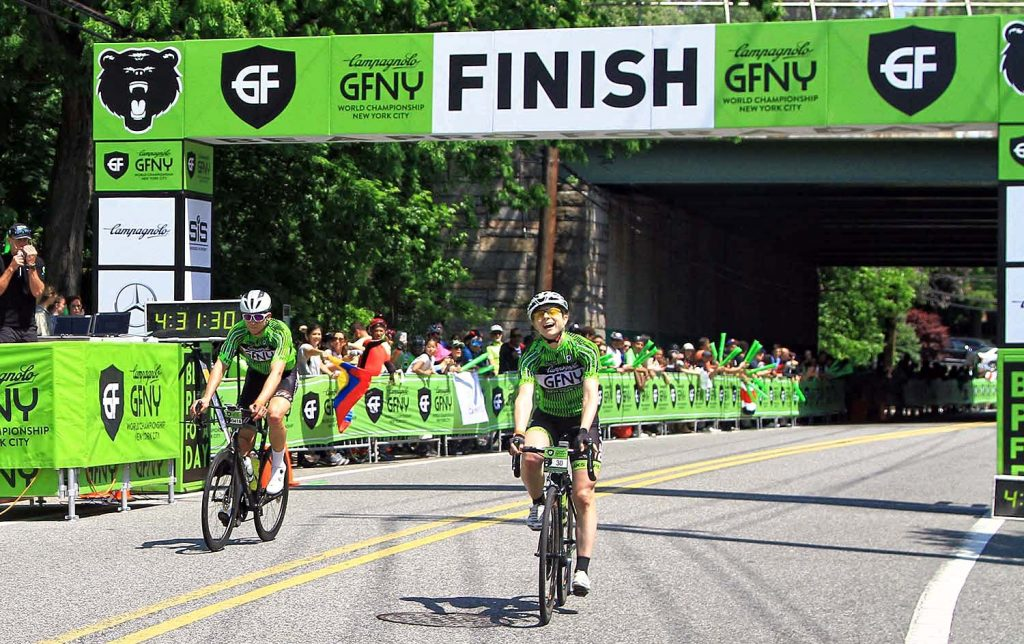 jill patterson wins gfny nyc 2019