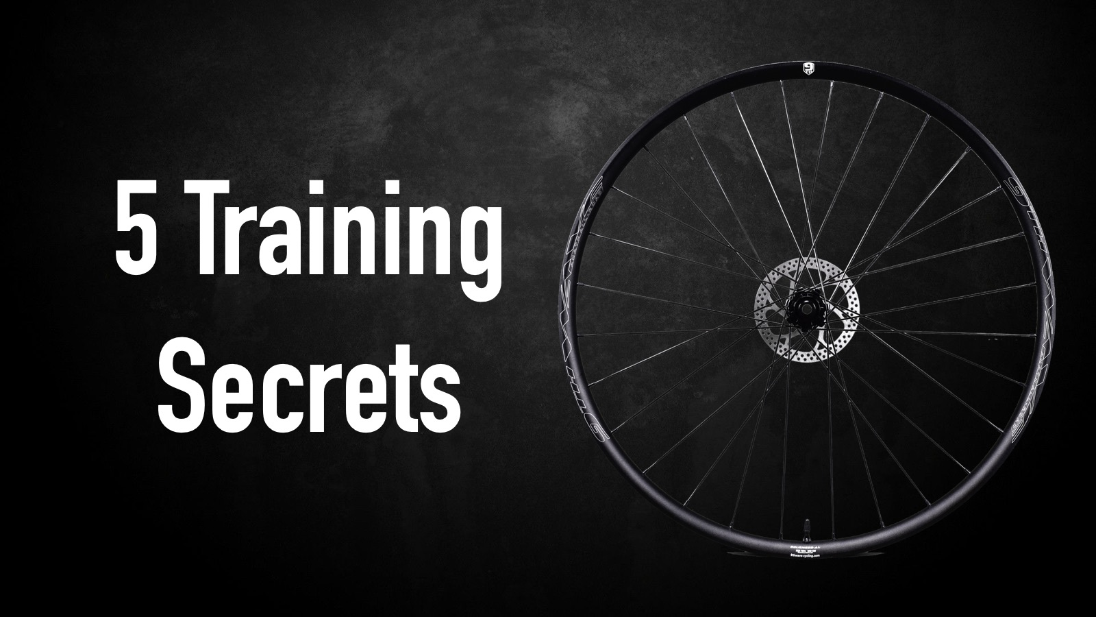 Training Secrets