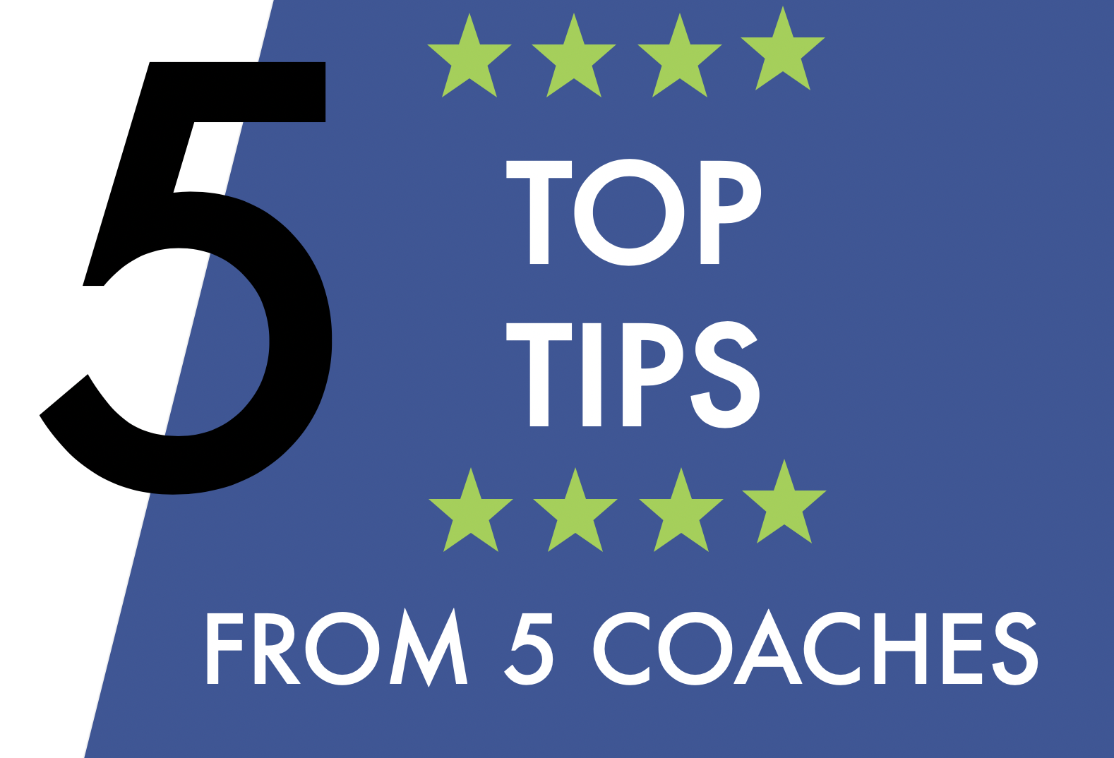 5 cycling tips from 5 coaches