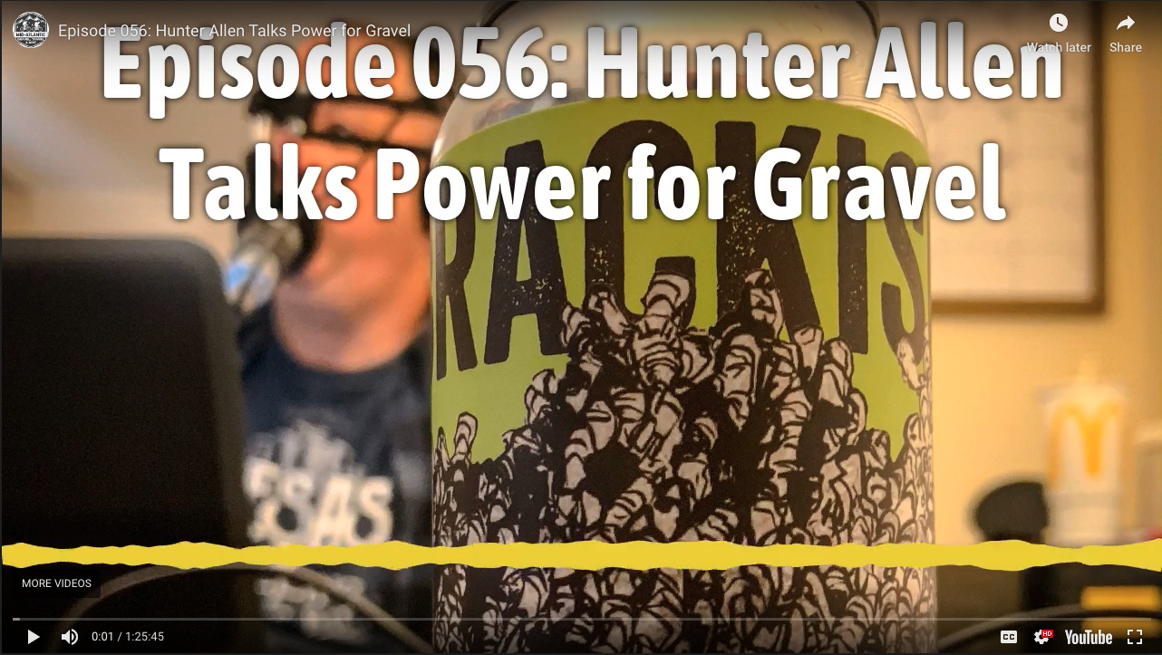 hunter allen interviewed about watts and gravel
