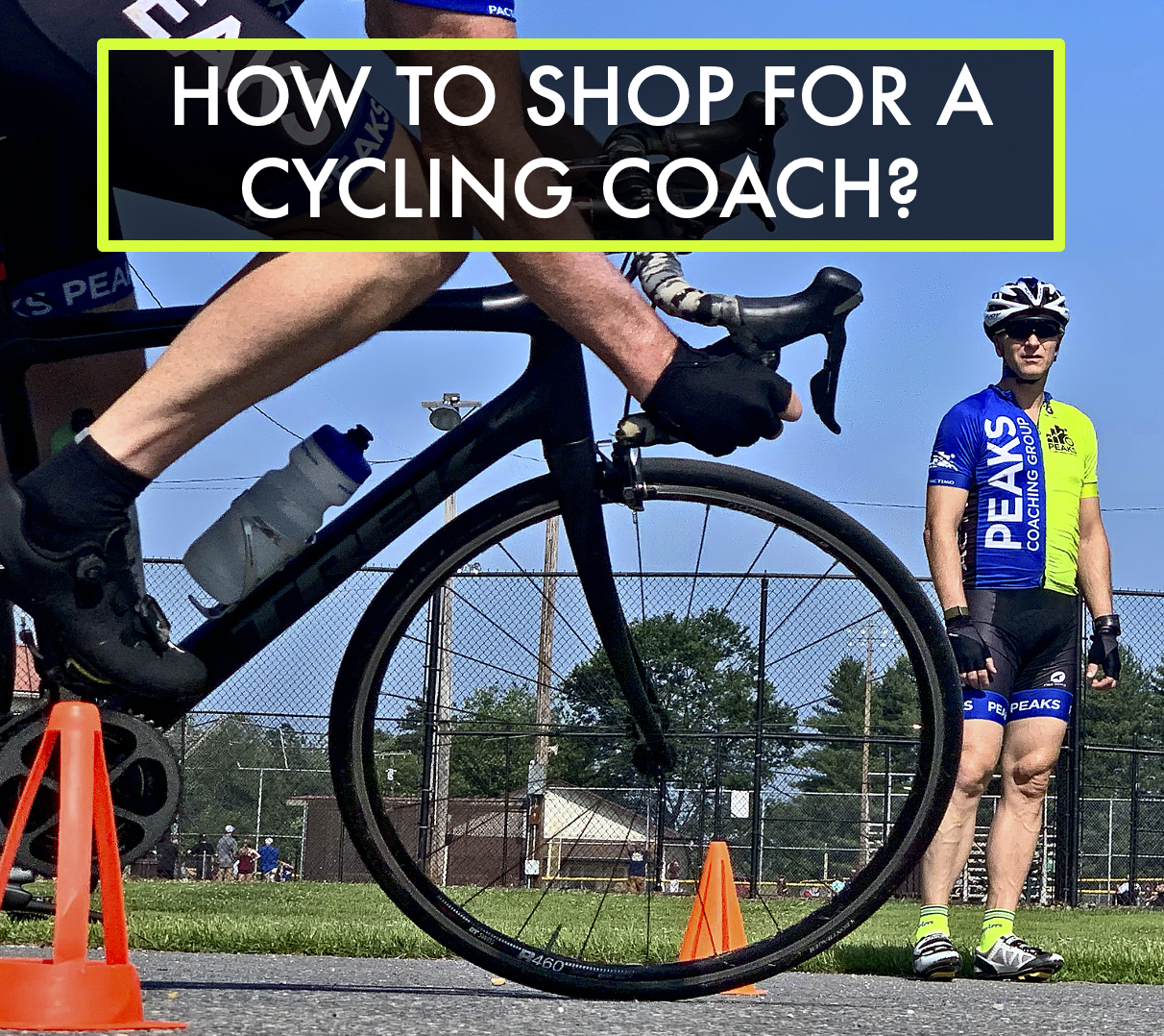 how to shop for a cycling coach