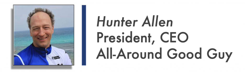 hunter allen